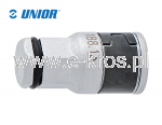 "Adapter do bitów 1/4""x10mm Unior"