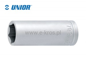 "Nasadka 1/4""  3,2mm długa Unior"
